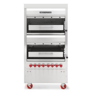 Upright Overfired Broilers
